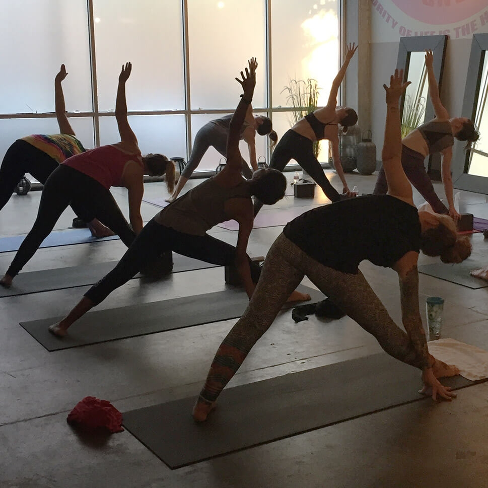 Beginner's Workshop - July 9 - August 1Learn the Journey Into Power sequence from the ground up! Your expert instructor will break down each pose and answer any questions you have in a workshop setting. Each class we will build upon the last, learning a few poses each day.Learn more