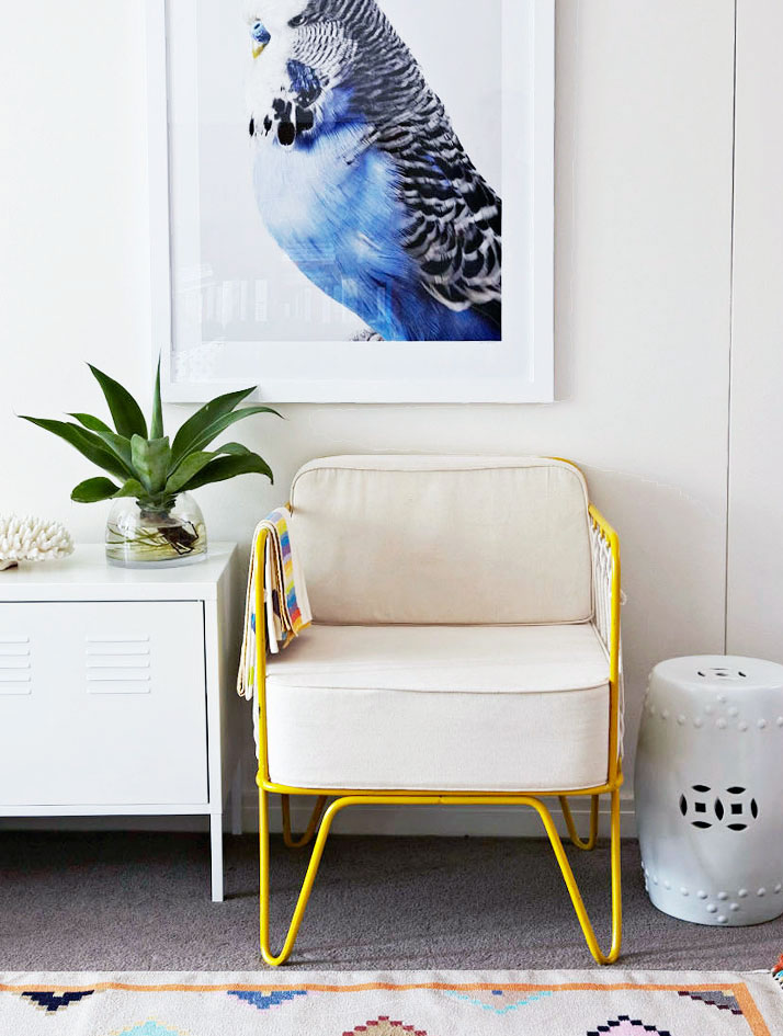 ROPE CHAIR  as seen in Adore Magazine, Australia