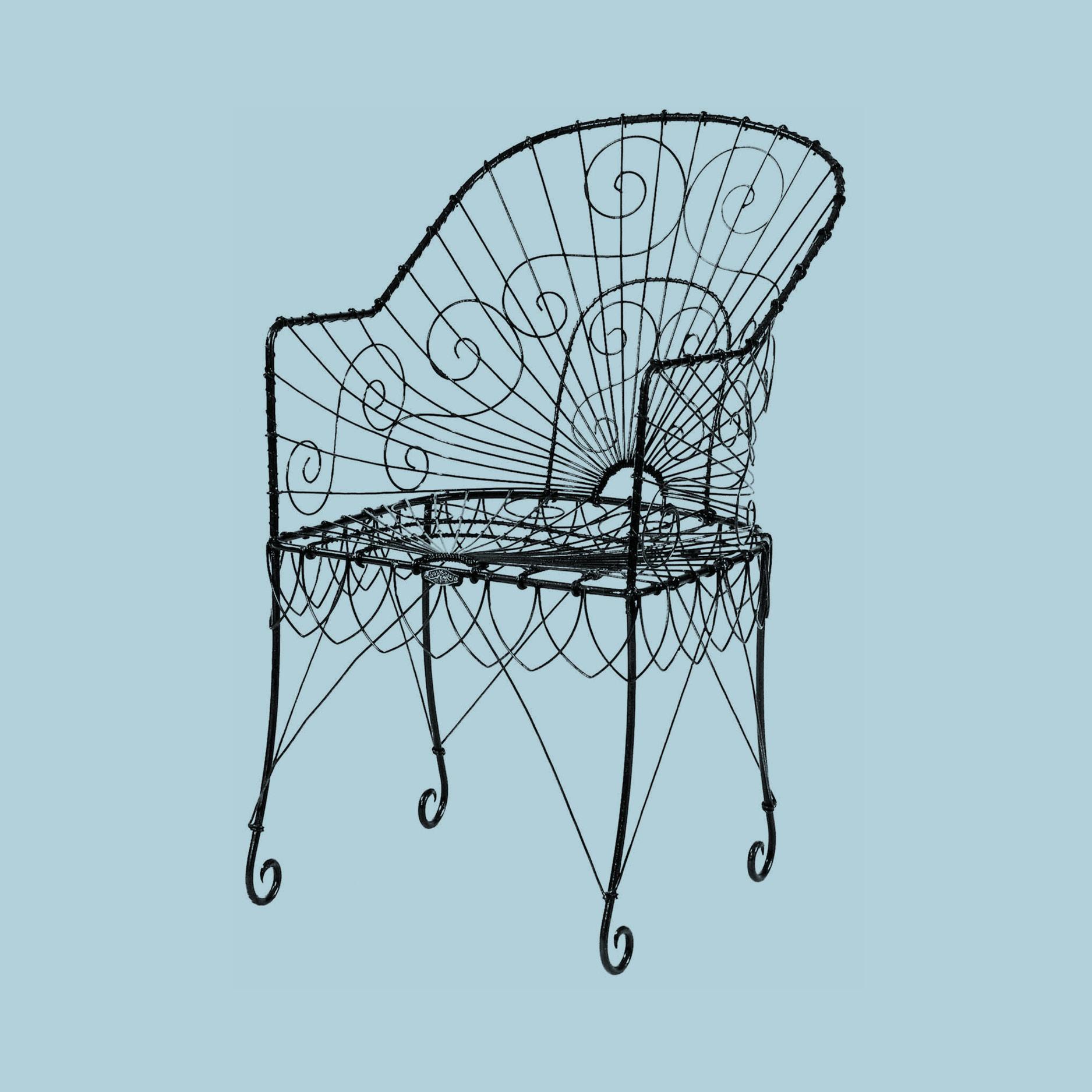 FLEMISH  tub chair