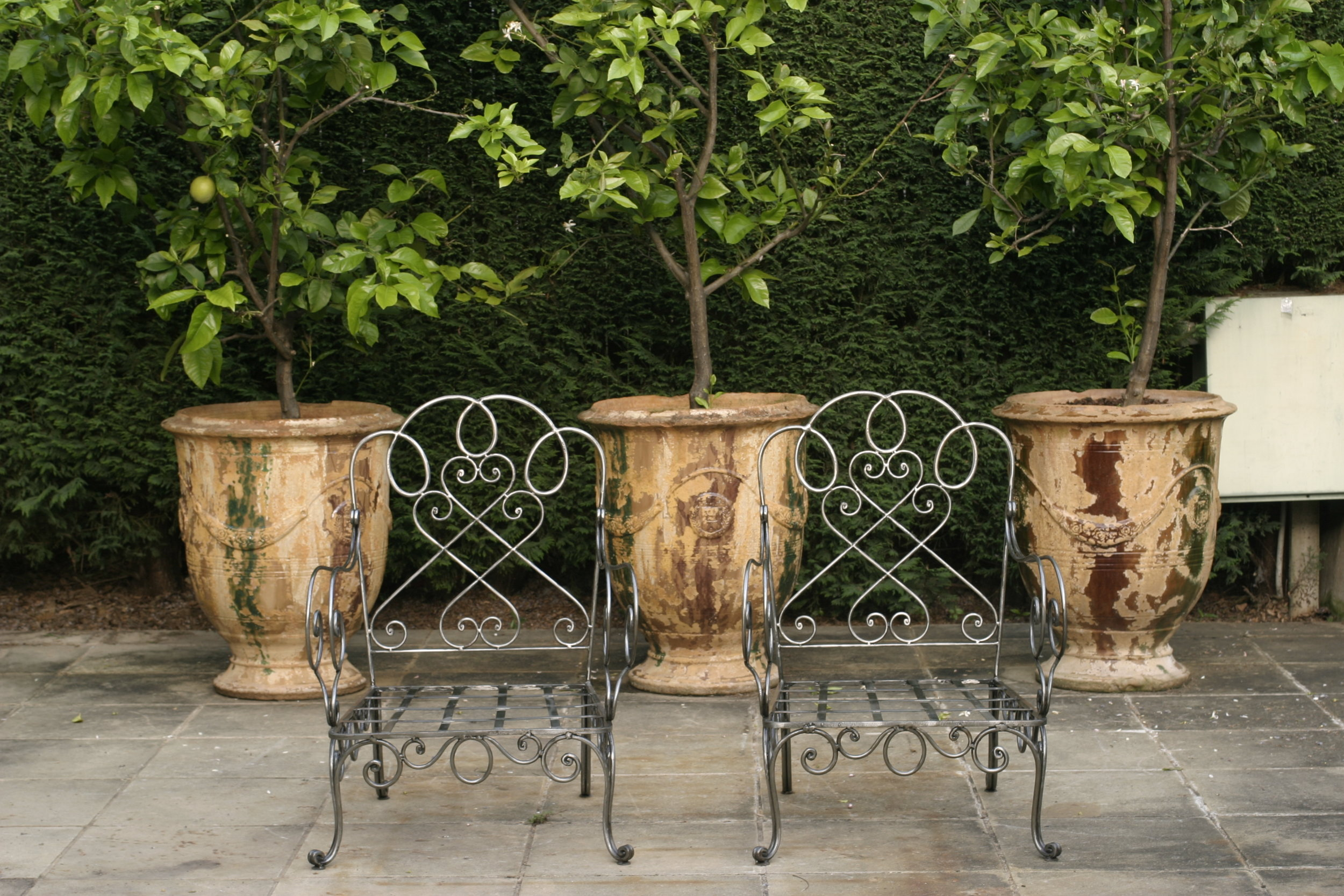 CHANTILLY RESORT  chairs, private recidency