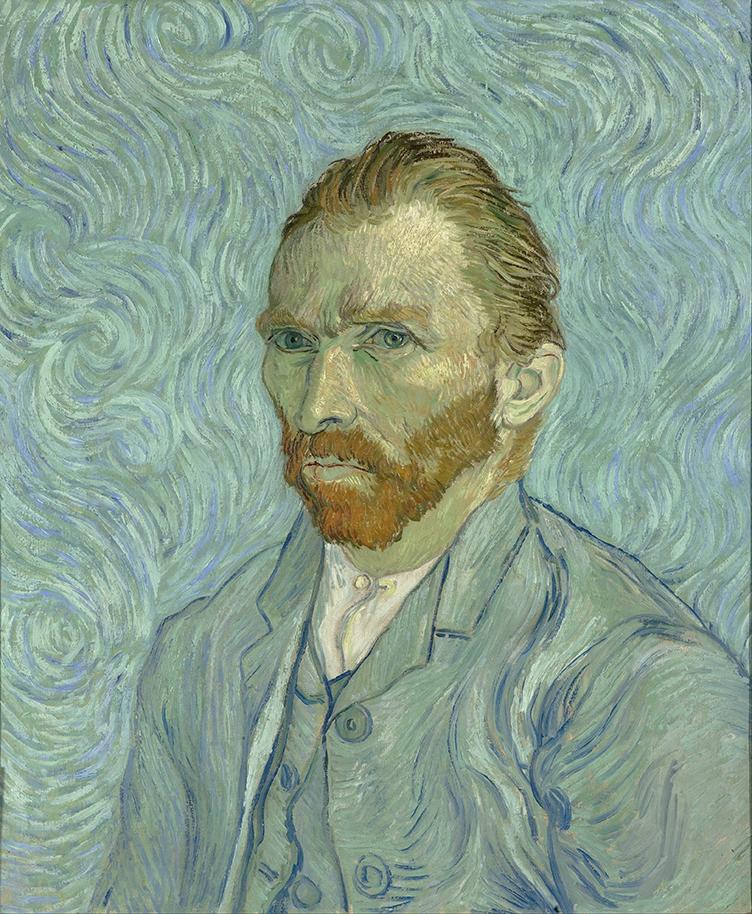 Vincent Van Gogh — Self Portrait