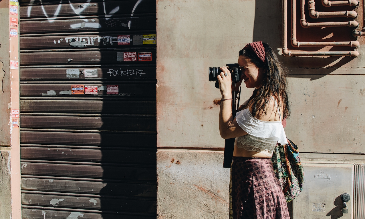 PHOTOGRAPHY - People, landscapes and travelling through my eyes