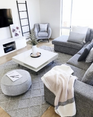 WOVEN FLOOR GREY CUSHION   https://milkandsugar.com.au/collections/ottomans/products/woven-floor-ottoman-grey-1