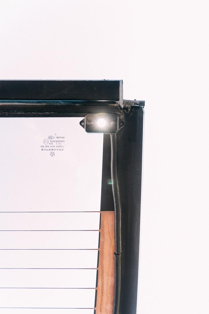 White Baja Design Dome Light