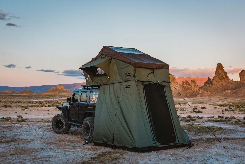CVT Tents -
