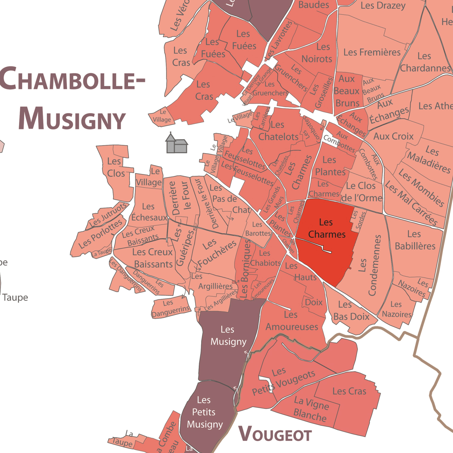 Chambolle-Musigny1er Cru