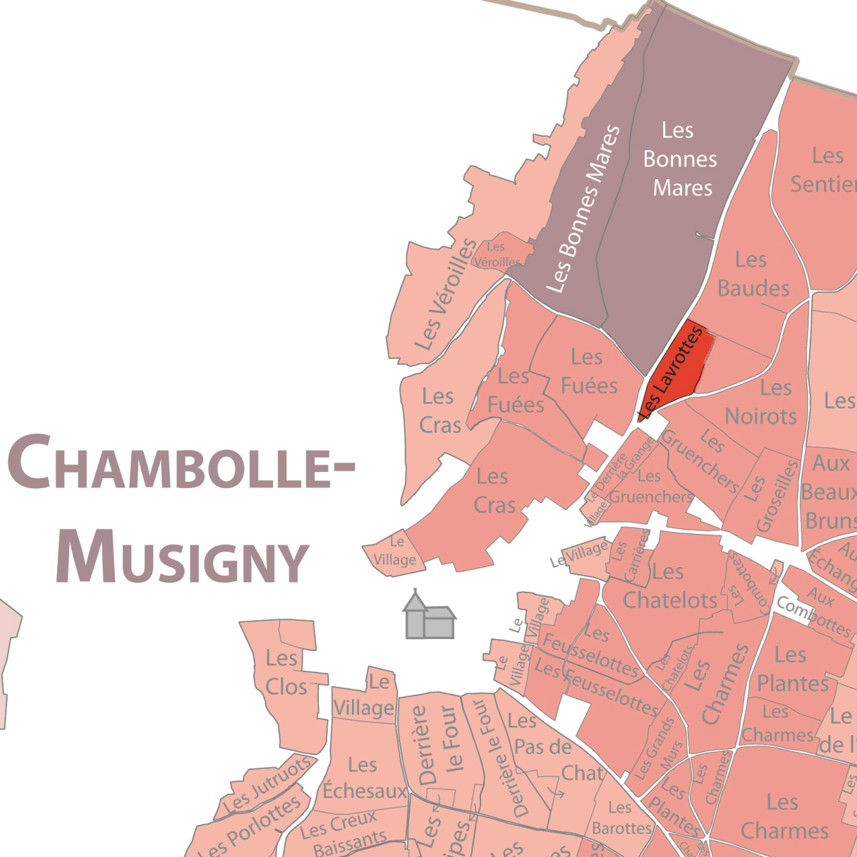 Chambolle-Musigny1er Cru
