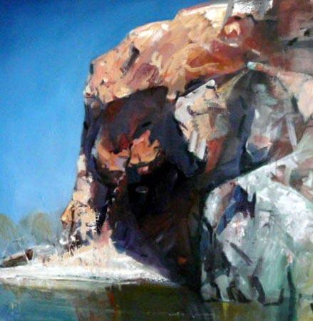 Stillness Ormiston Gorge NT