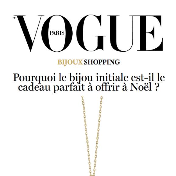 Vogue.fr - Novembre 2018