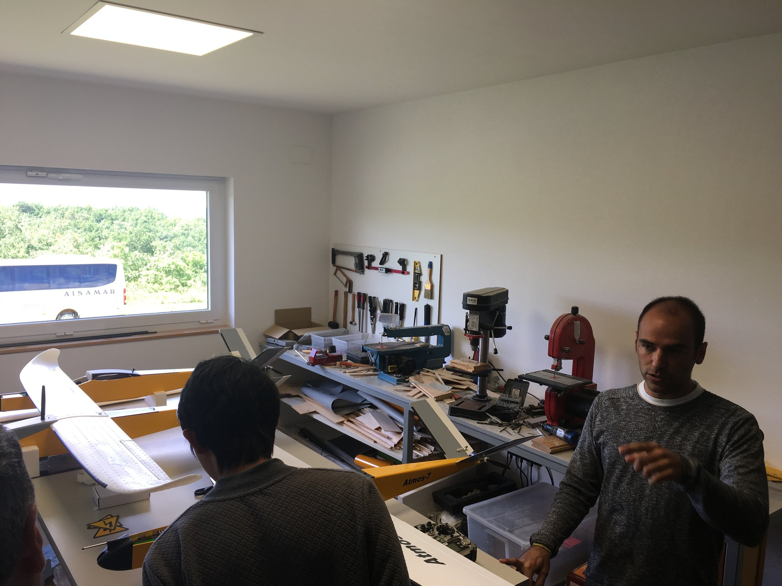 Prototyping  Access to the latest drones and prototyping tools to develop the company