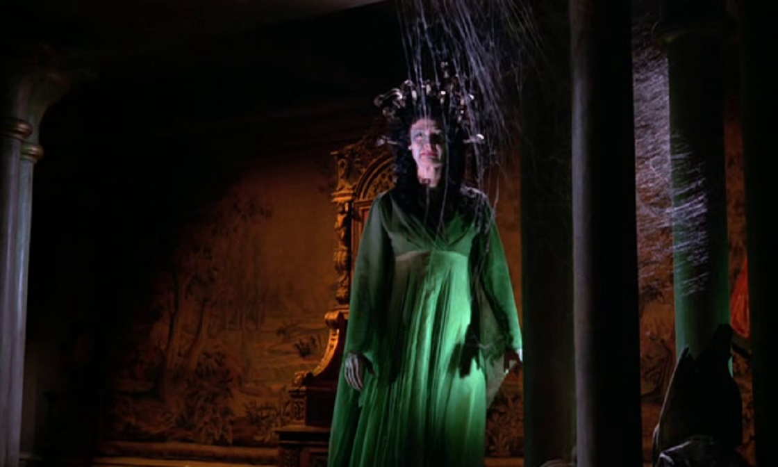 Still fra The Gorgon (1964)