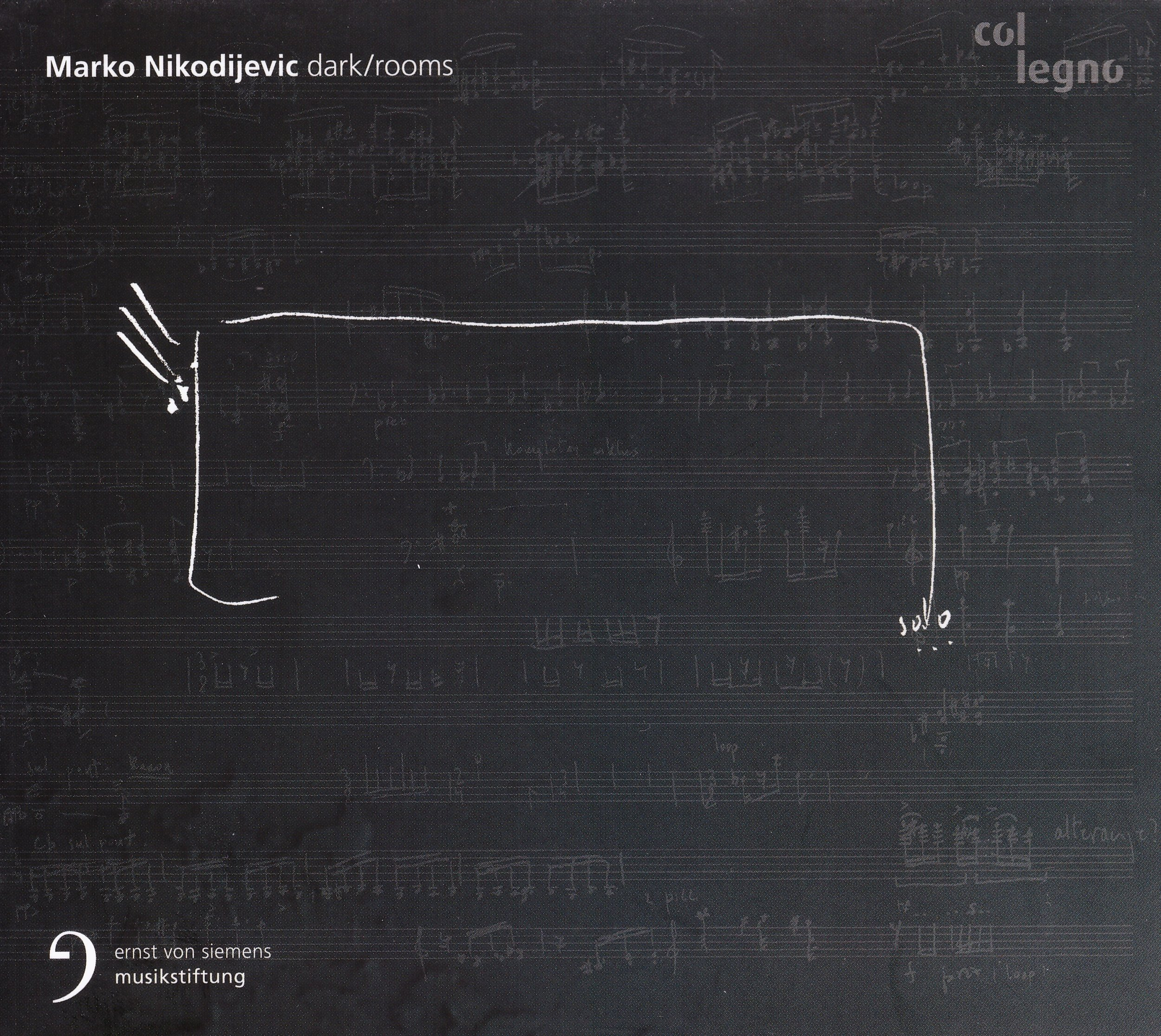 dark/rooms – Marko  Nikodijevic   • chambres de ténèbres/tombeau de claude vivier° • gesualdo dub/raum mit gelöschter figur°    ORDER