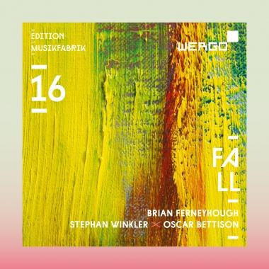 Fall - Ensemble Musikfabrik  • Livre des sauvages – Oscar  Bettison     ORDER