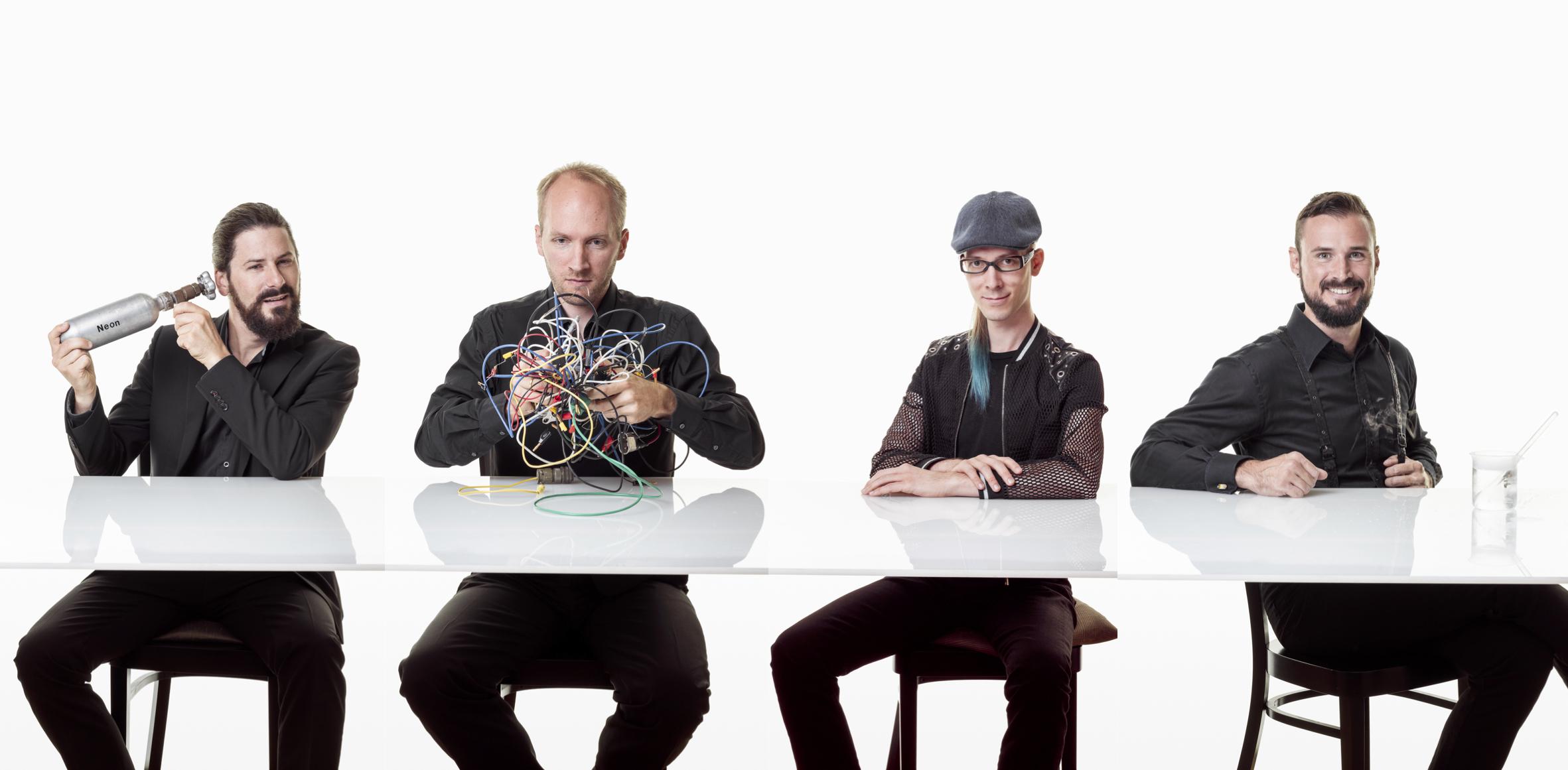 ensemble proton bern – click & faun team