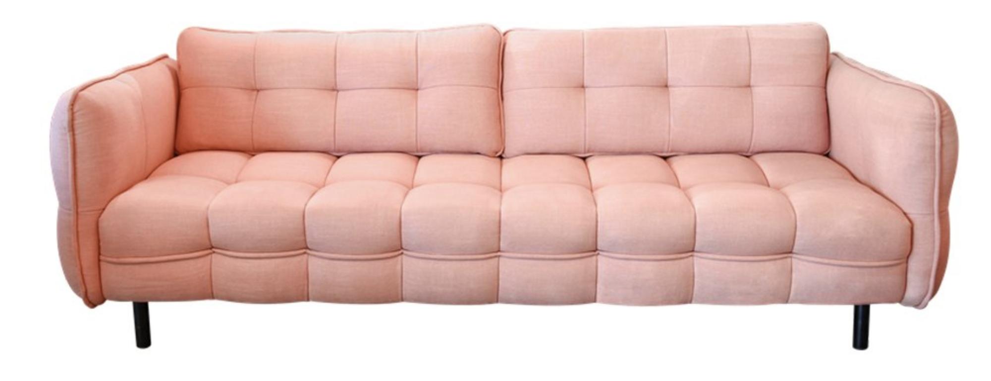 Pink Bubble Sofa - Nathan + Jac