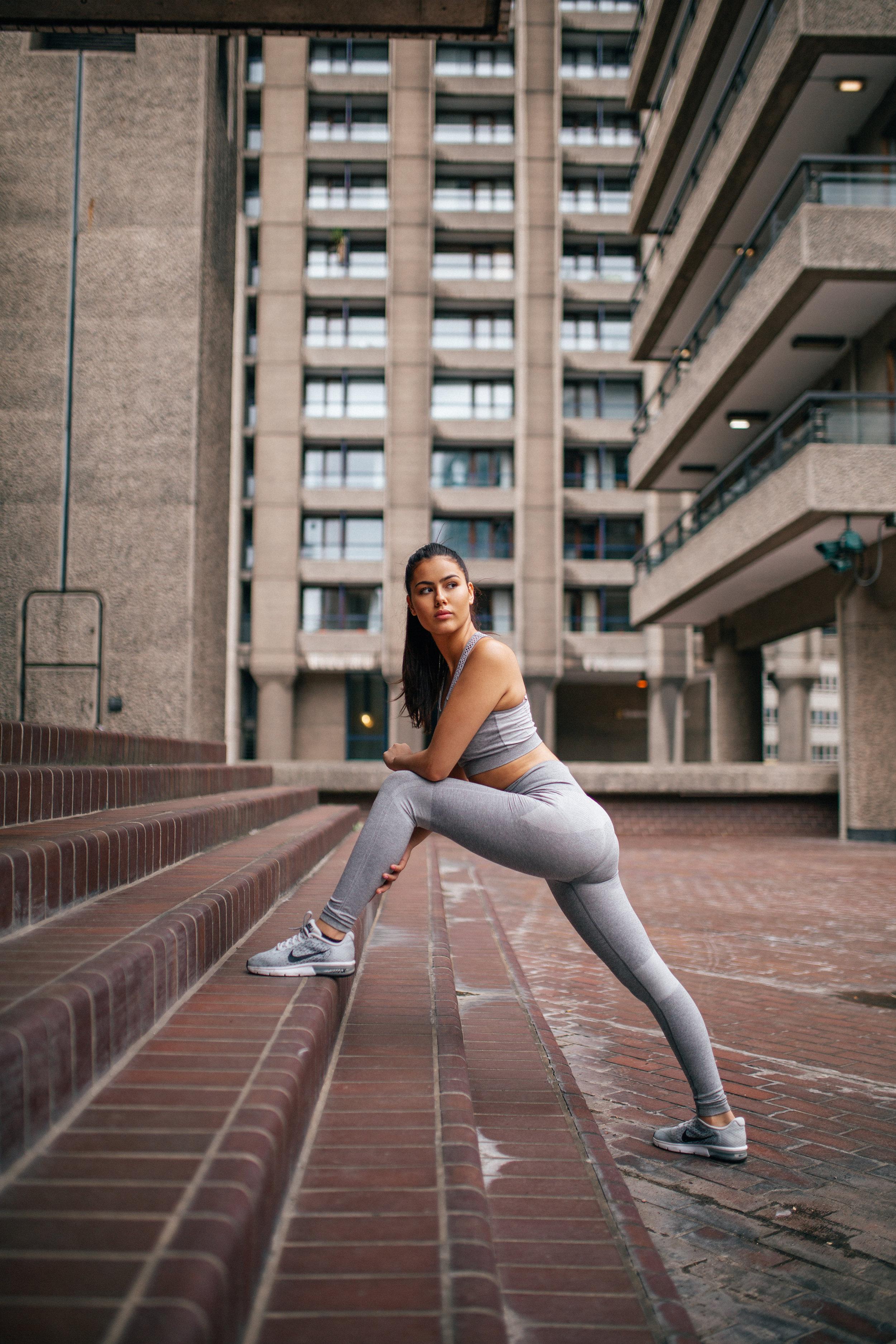 Model: Alicia Da Silva
