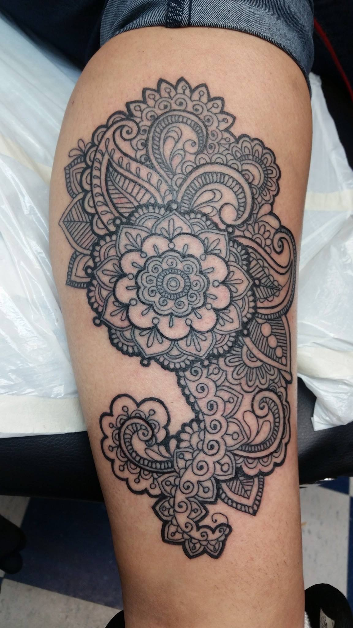 Sacred Art Tattoo