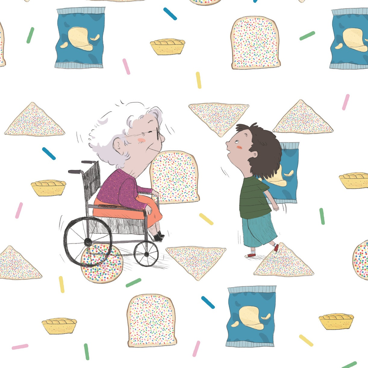 "My Grandma Is 100 - In 2019 Aimee Chan published her first children's picture book. ""My Grandma Is 100"" asks the question that every child wants to know. What present do you buy for someone who is turning 100?My Grandma Is 100 can be purchased online at grandmais100.com. Pre-orders will be shipped from October 2019."