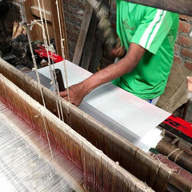 PUREST's genuine and fundamental commitment to craftsmanship, practical wisdom and tradition. Hand-woven in the Kathmandu Valley.  #PUREST #Cashmere #handloom
