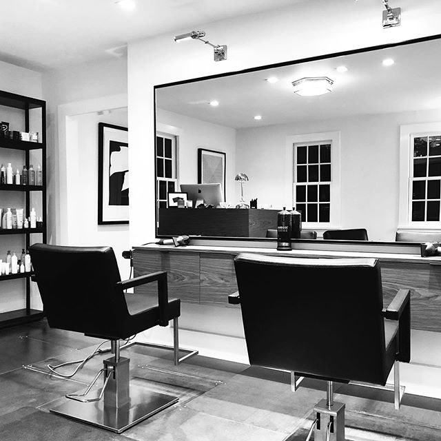 Looking forward to a busy week in the new studio space @10mainnewpreston #aveda #hairstudio #newprestonctparade