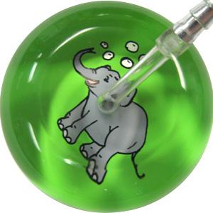136 - Bubbles Elephant