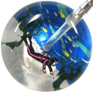 082 - Scuba Diver