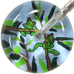 086 - Tree Frogs