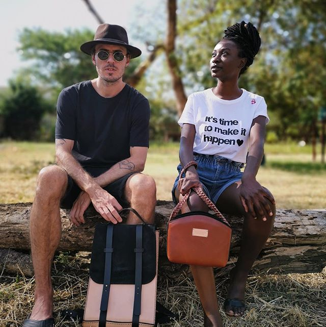 And so it begins .... Another fun filled weekend awaits ☀️. What are your plans for this weekend? . . . . . . . . . . . . . #wayawayabags #weekendfeels #kvalit #premiumleather #makersmovement #summer #style #consciousfashion #handcrafted #stayfree #fashionmovement #livingstonezambia #loksldesign  #Africanmade