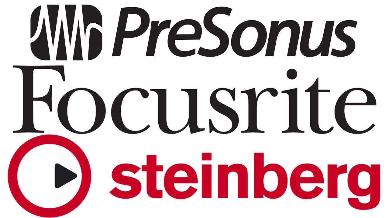 Logo Presonus-Focusrite-Steinberg 16x9.png