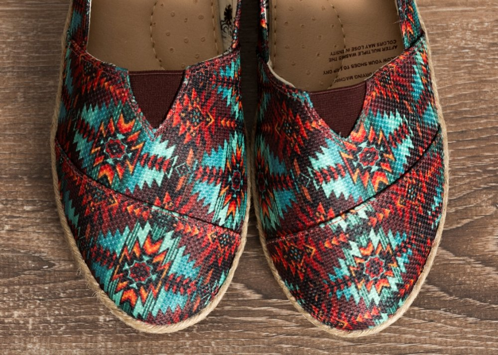 Spiritual Warrior - Eco Espadrilles
