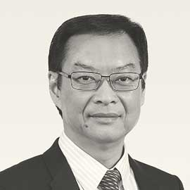 Wai Chi-Sing, GBS JP - Managing Director Urban Renewal Authority
