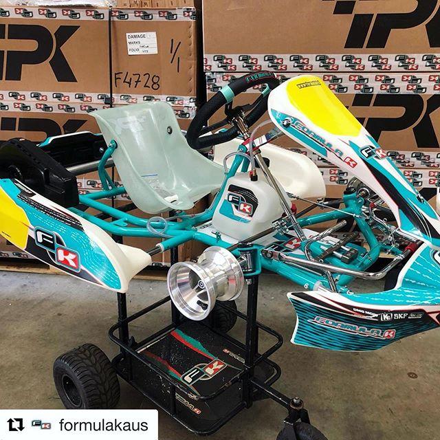 @formula.k 950 MONSTER Cadet Chassis 🚀🚀🚀 | #calibremotorsport @formulakaus #cadet #kart #racing