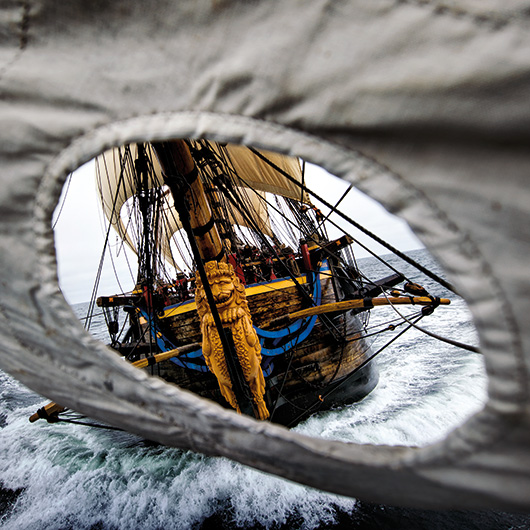 Lecture - An eventful 18th century voyage