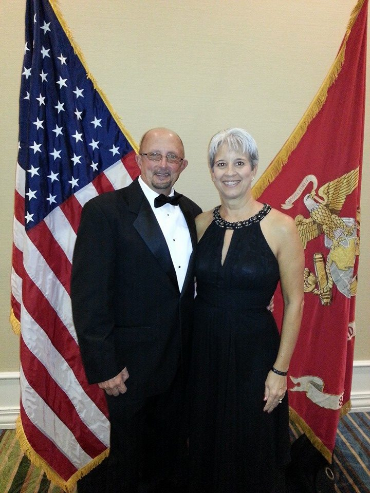 President & Secretary/Treasurer - Gold Star Fathers of Florida co-founders Michele and Don Carey. Michele and Don founded Gold Star Fathers of Florida in memory of their son, Marine Corporal Barton R. Humlhanz. Bart was killed in action august 26, 2004 in Babil province, Iraq. Don serves as President and Michele as Secretary/Treasurer.