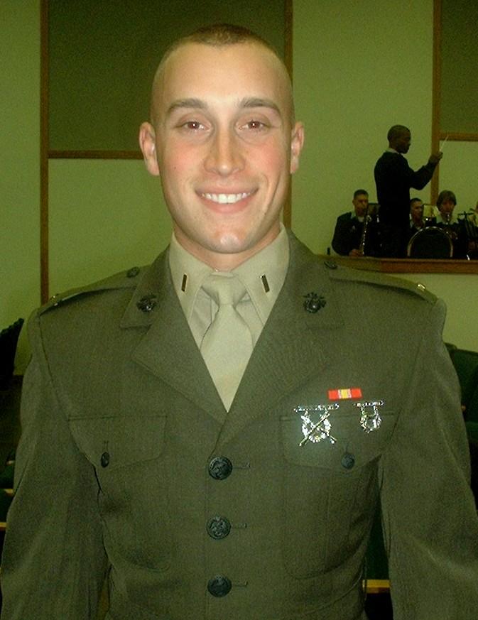 1st Lt Andrew K. Stern