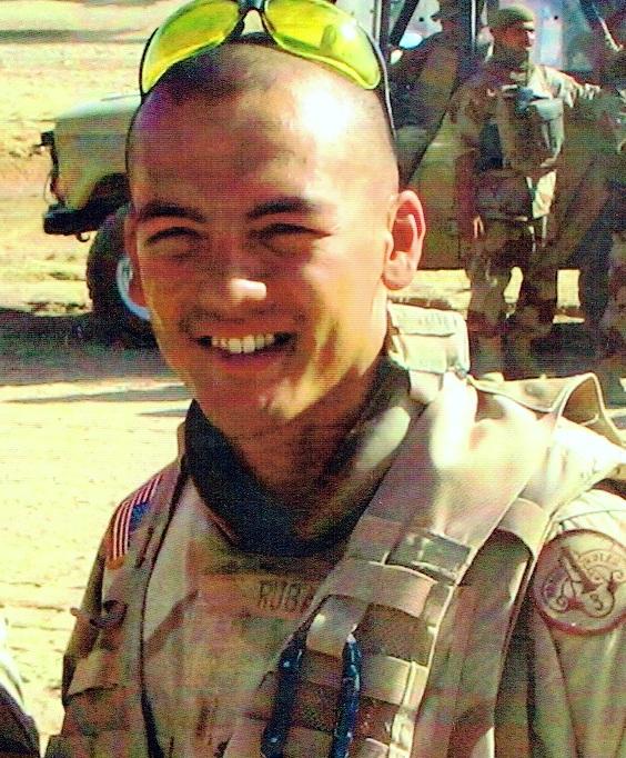Army 2Lt Charles R. Rubado