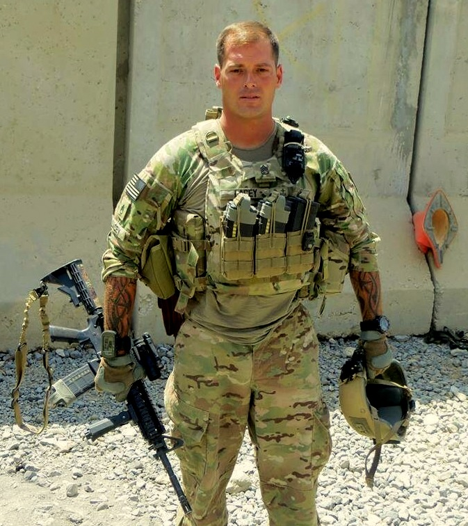 SFC William Kelly Lacey
