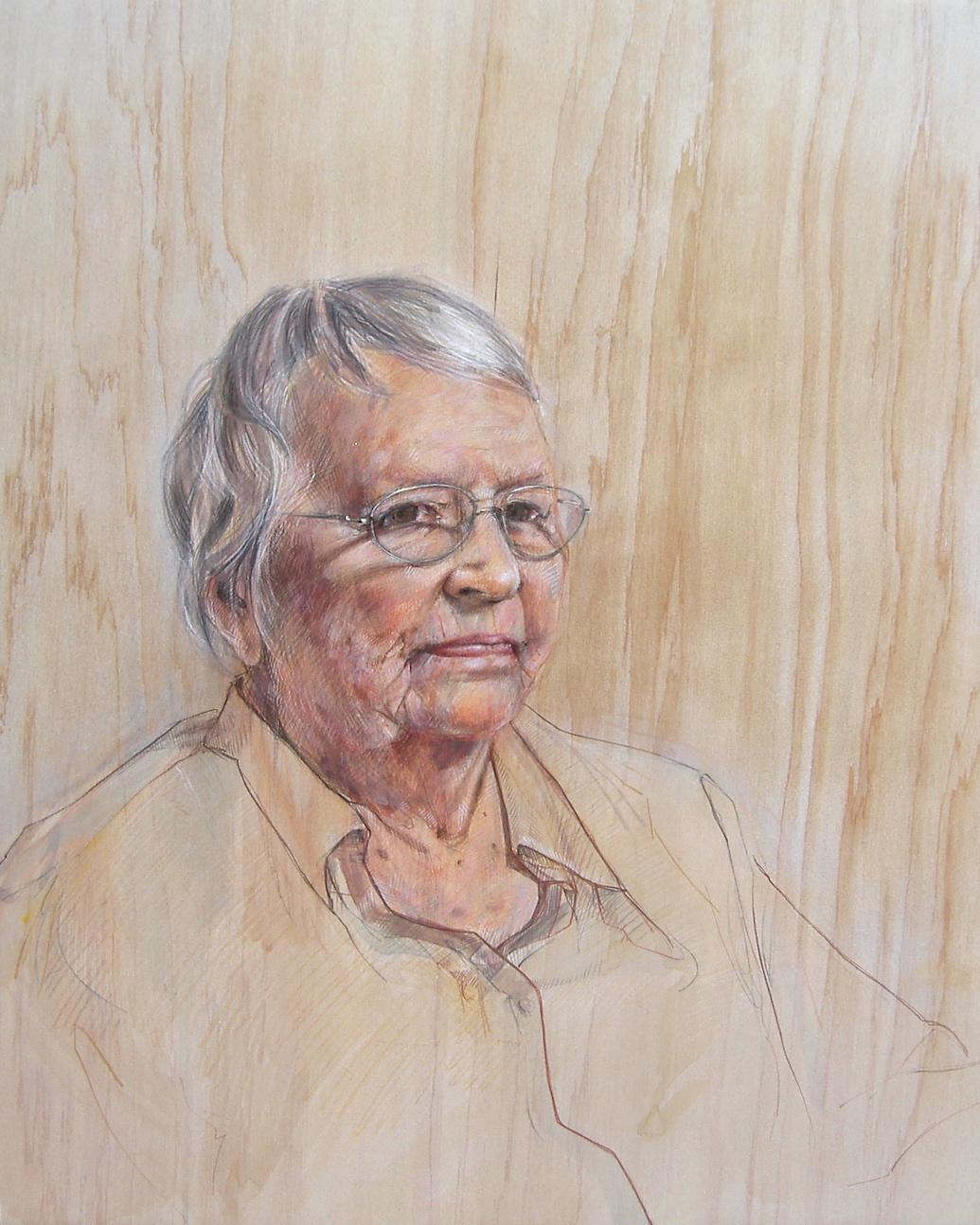 Mike's grandma