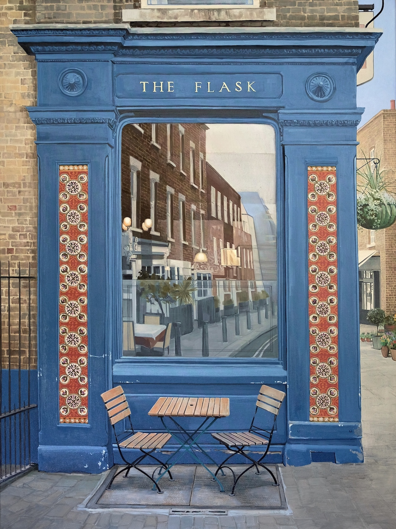 The Flask, NW3