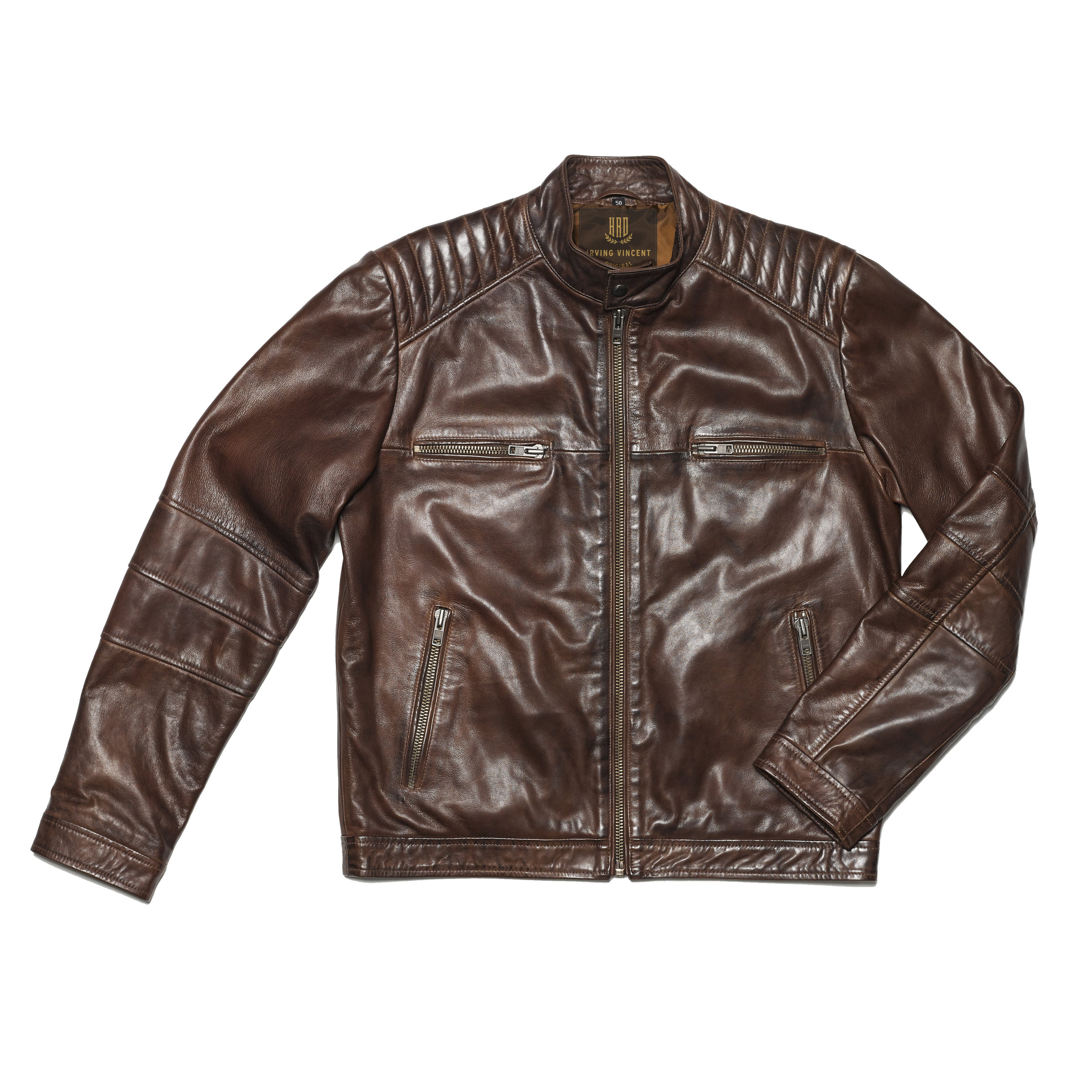 Broadford Genuine Leather Jacket
