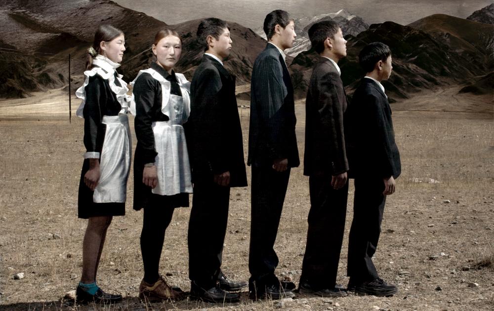 1916, The Child Line, 2010