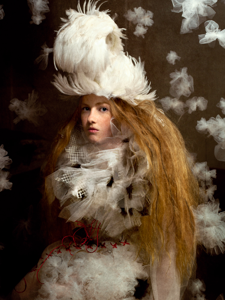 The Feather Portrait, 2014