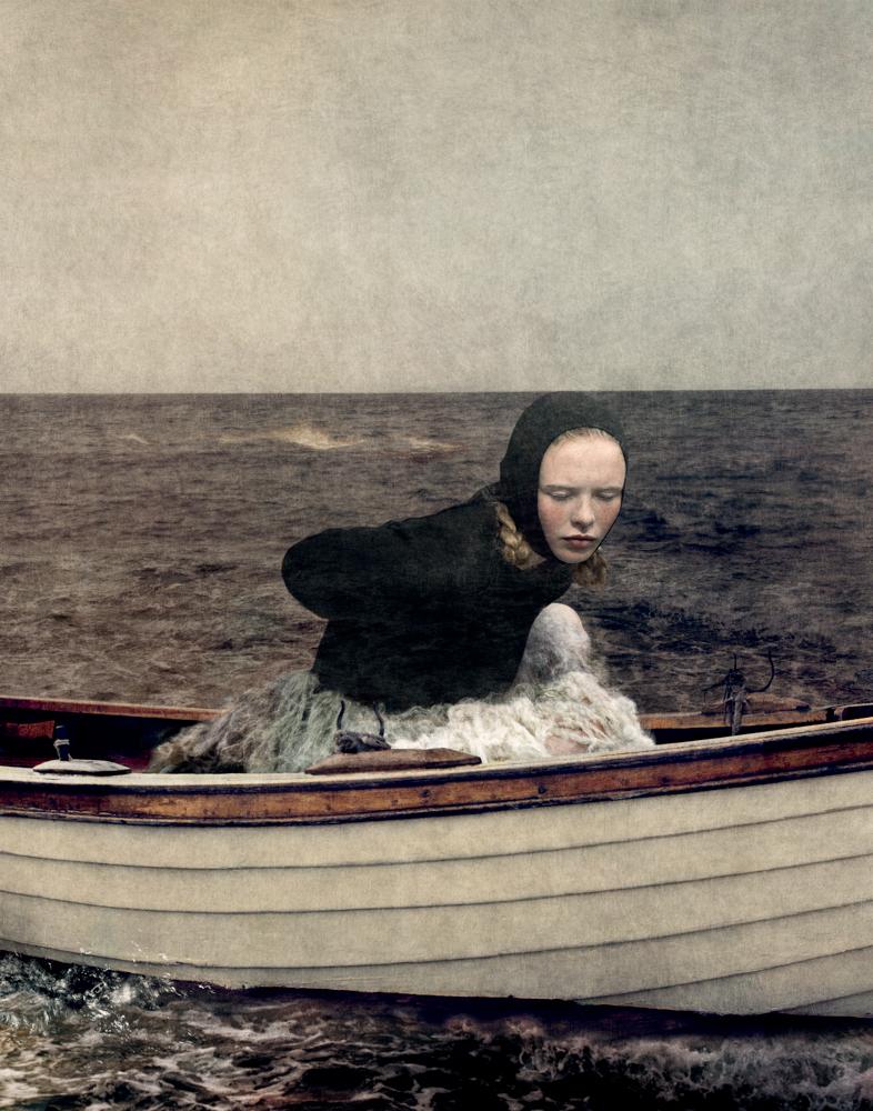 The Black Boat, 2014