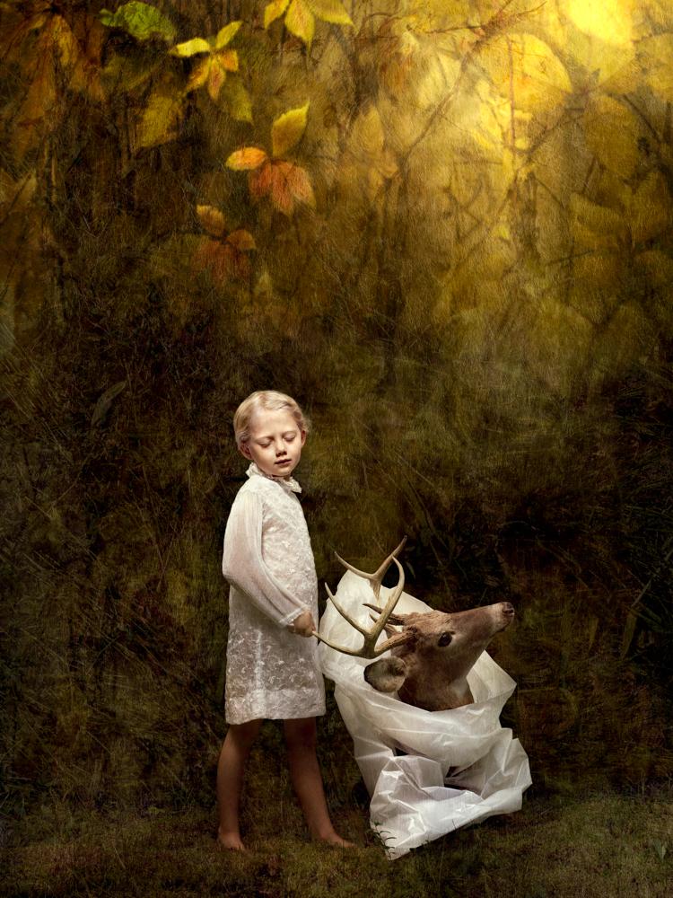 Lola and the Deer Head, 2014
