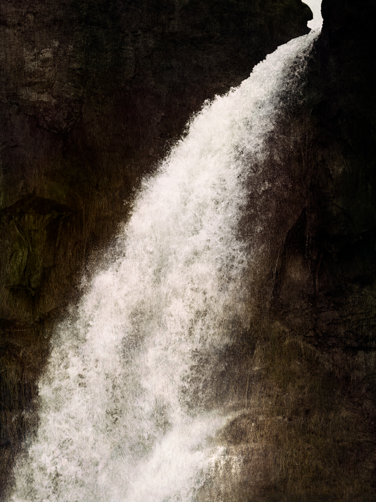 Portrait of a Waterfall, 2014