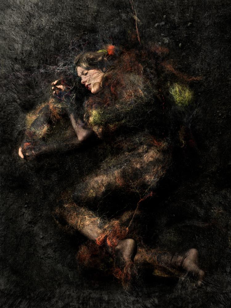The Creature Black Left, 2014