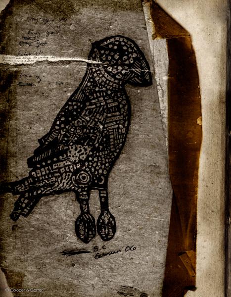 Sketch of a Bird, 2008