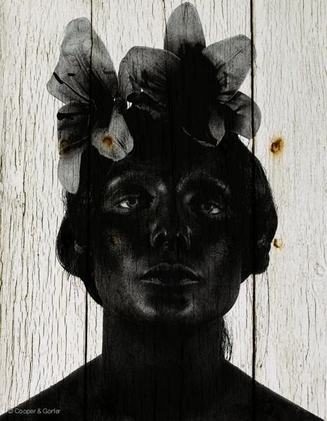 Laura Black and White, 2008