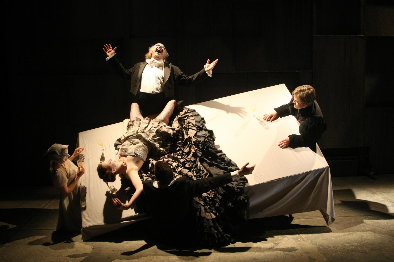 The Tiger Lillies perform Hamlet (c) Martin Tulinius