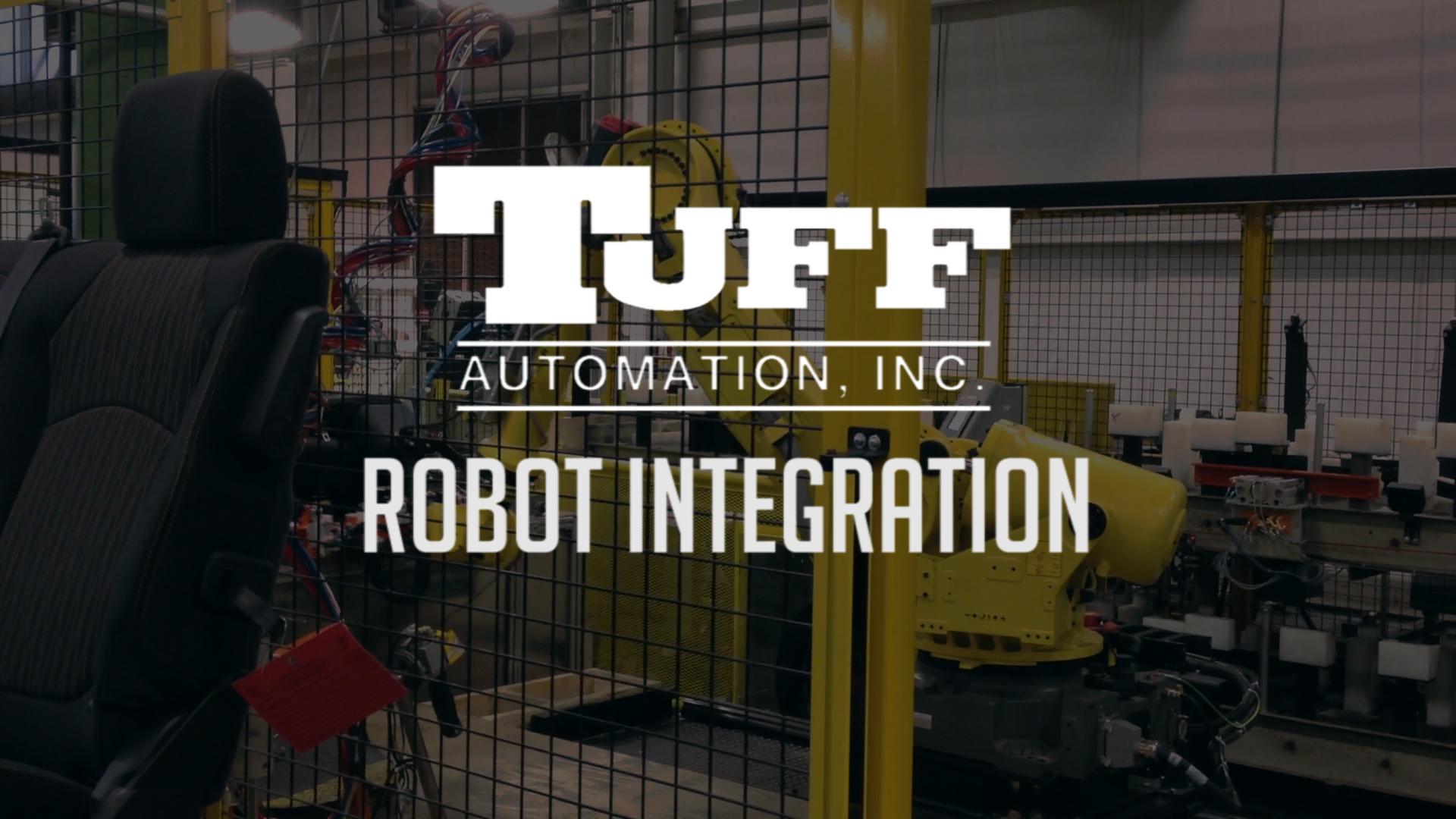robotics integration robots